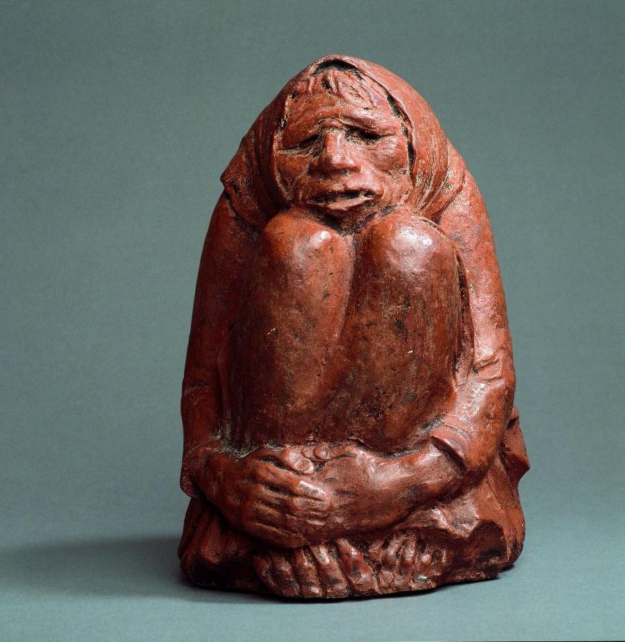 恩斯特·巴拉赫Ernst Barlach(德国1870 –1938)雕塑作品集1 - 刘懿工作室 - 刘懿工作室 YI LIU STUDIO