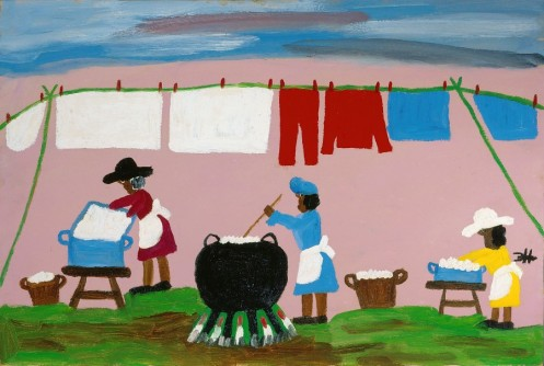 Morris Museum-hunter_doinglaundry-copyright