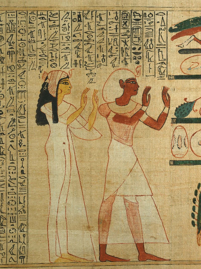 the death and journey of the egyptian soul The ancient egyptian book of the dead, which contained texts intended to aid the deceased in the afterlife, is a superb example of early graphic design hieroglyphic narratives penned by scribes are illustrated with colourful illustrations on rolls of papyrus.
